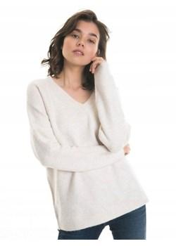 Big Star sweter damski biały