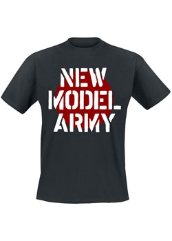 T-shirt męski New Model Army