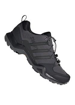 Buty sportowe męskie Adidas terrex wiązane z gumy