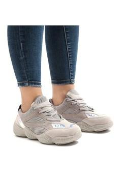 Buty sportowe damskie Butymodne dla biegaczy młodzieżowe