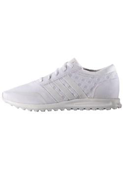 Buty sportowe damskie Adidas los angeles trainer sznurowane w groszki