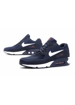 Buty sportowe męskie Nike air max 91 jesienne skórzane sznurowane