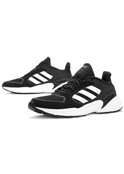 Czarne buty męskie Adidas Performance, kolekcja jesień 2019