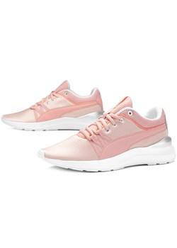 Puma buty sportowe damskie do biegania na platformie sznurowane
