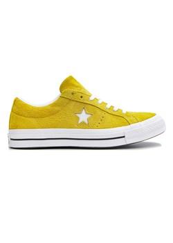Żółte buty męskie converse, wyprzedaże, wiosna 2020 w Domodi