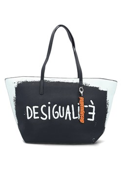 Shopper bag Desigual na ramię