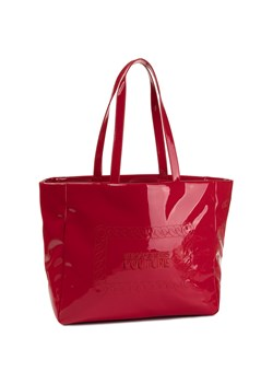 Shopper bag Versace Jeans czerwona