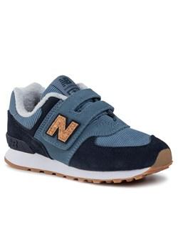 New Balance buty sportowe dziecięce na rzepy