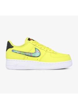 Buty sportowe damskie Nike dla biegaczy air force na wiosnę wiązane