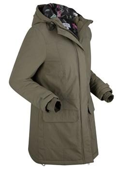 Zielone kurtki i płaszcze damskie bonprix, wiosna 2020 w Domodi