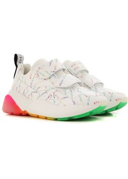 Sneakersy damskie Stella Mccartney - RAFFAELLO NETWORK