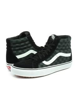 Czarne buty męskie vans, wiosna 2020 w Domodi