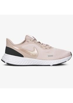 buty sportowe szare damskie nike 50bstyle do biegania