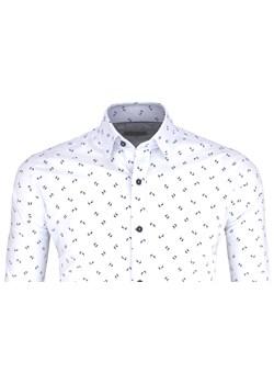 Koszula męska Top Secret biała w Domodi  ulkrw