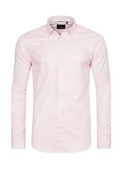 Koszule na spinki męskie recman, lato 2020 w Domodi