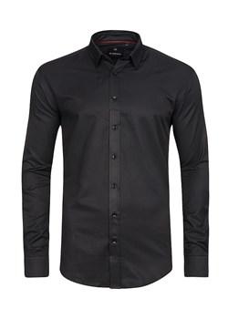 Koszula DESOTO czarna czarny Wigo w Domodi  oRiEW