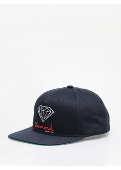 Czapka z daszkiem męska Diamond Supply Co. - SUPERSKLEP