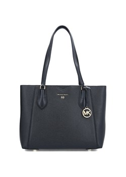 Shopper bag Michael Kors matowa skórzana