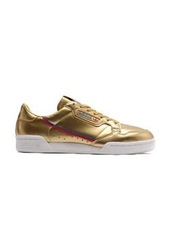buty meskie adidas złote