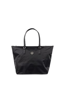 Shopper bag czarna Tommy Hilfiger