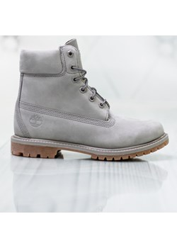 Workery damskie Timberland casual szare