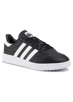 Buty adidas Top Ten Hi B34429 CblackFtwwhtCblack eobuwie