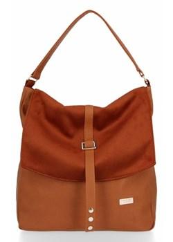 Shopper bag David Jones bez dodatków duża