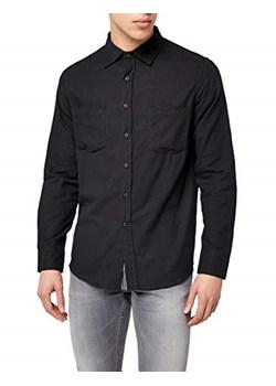 Koszula DESOTO czarna czarny Wigo w Domodi  QORA4
