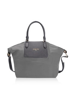 Shopper bag Patrizia Pepe z nadrukiem