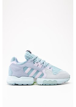 Buty adidas ZX TORSION W EF4373 ASH GREY/PURPLE TINT/SKY TINT
