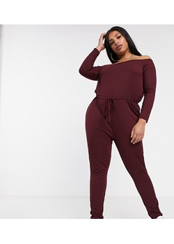 Kombinezon damski Missguided Plus