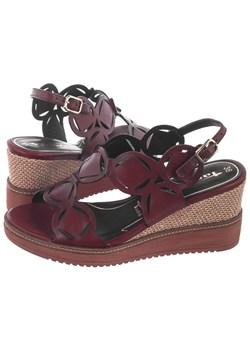 Sandały damskie tamaris, wiosna 2020 w Domodi