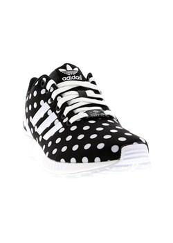 Buty sportowe damskie Adidas sneakersy młodzieżowe zx flux białe wiosenne