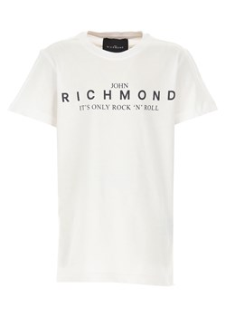 T-shirt chłopięce Richmond - RAFFAELLO NETWORK
