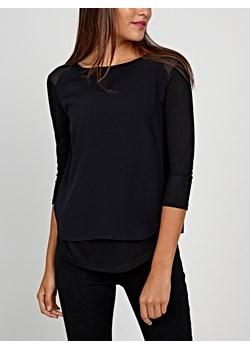 Koszulka 3Stripes LS Tee czarny Adidas Originals SquareShop