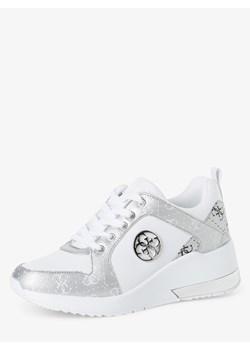Srebrne buty sportowe damskie zalando, wiosna 2020 w Domodi