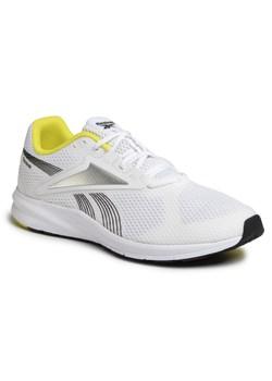 Białe buty męskie reebok, wiosna 2020 w Domodi