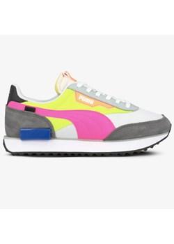 Buty sportowe damskie puma na platformie, wiosna 2020 w Domodi