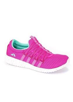 Różowe buty sportowe damskie, wiosna 2020 w Domodi