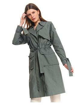 Zielone kurtki i płaszcze damskie sinsay, wiosna 2020 w Domodi