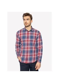 Męska koszula w kratę jak ją nosić? Odkryj modne  RDv0y