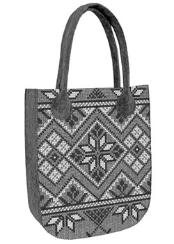 Shopper bag Omnido.pl w stylu boho do ręki