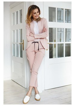 Komplet bluzka + spódnica a243 La' Aurora JestesModna.pl w