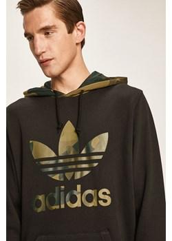 Bluza męska Adidas bez wzorów w Domodi