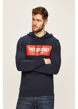 Bluzy męskie z kapturem wrangler, wiosna 2020 w Domodi