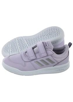Fioletowe trampki dziecięce adidas, wiosna 2020 w Domodi