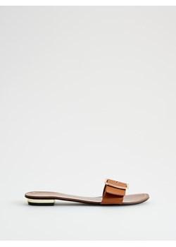 Złote buty damskie puma, wyprzedaże, wiosna 2020 w Domodi