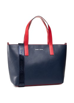 Shopper bag Tommy Jeans - eobuwie.pl