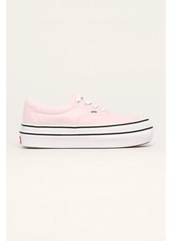 Różowe buty damskie vans, wiosna 2020 w Domodi