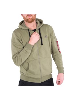 Bluza męska Alpha Industries jesienna casual